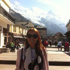 Gorgeous Chamonix!  #holidays #frenchalps #chamonix #trips #snow #montblanc #férias #alpes #frança #chamonix #neve #viagem #msctrips
