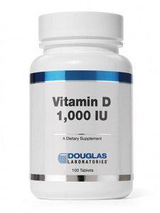 VITAMIN D-3 1000 IU 100 TABS