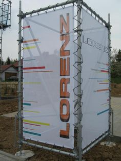 Banner von bannerstop.com für das Unternehmen Lorenz.