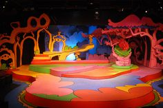 Seussical the Musical Sets | Recent Photos The Commons Getty Collection Galleries World Map App ...