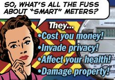 """WEBSITE: My utility says """"smart"""" meters emit less than my cell phone or WiFi. Is this true? http://stopsmartmeters.org/frequently-asked-questions/radio-frequency-radiation-issues/"""