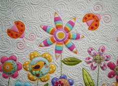 Beginner Free-Motion Quilting: Conquer Your Fears