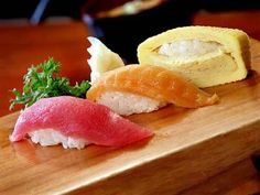 Nigiri is always my go to sushi dish. What's yours?