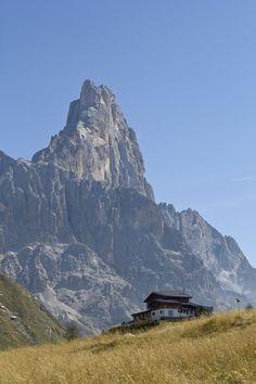 Dolomiti CImon della Pala - Pale di S.Martino (Valle di Primiero) #sanremocoffeemachines love #mountains