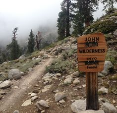 John Muir wilderness. Inyo Mountains. One of my favorite places.