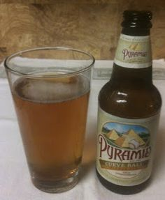 Curve Ball Blonde Ale from Pyramid Breweries I LOVE this one but can't get in Pa anymore