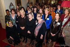 The Duchess of Cornwall invited some incredible women to Clarence House today to celebrate the success of the Women Of The World festival of which The Duchess is President.  WOW is a global network of festivals which champions gender equality celebrates the achievements of women and girls all across the world and examines the obstacles which may stop them from fulfilling their full potential.  WOW London began yesterday marking #InternationalWomensDay at Londons Southbank Centre and runs…