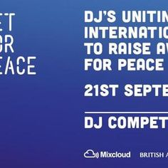 GO GO >> LISTEN for VOTE > CONTEST for the PEACE ONE DAY By MORGAN COOPER (Tekno-Events) Thank for support and good Listen :) http://www.mixcloud.com/david-maurice/set-for-peace-2013/