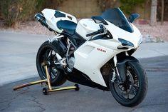 Ducati 848...
