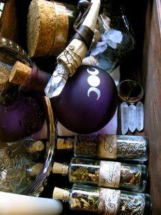 Magickal Ritual Sacred Tools: Tools of the Craft.