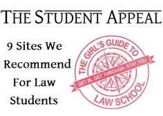 9 Sites Recommended for Law Students