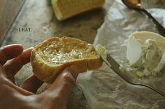 「発酵バター」という位置付けで、豆乳ヨーグルトを使って作ったVeganバター。ようやく納得するバターができた!