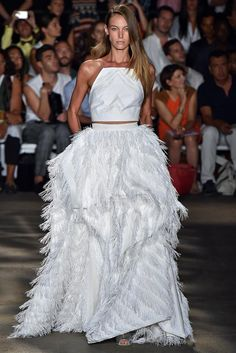 Christian Siriano Spring 2015 Ready-to-Wear
