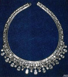 royal jewelry | Artemisia's Royal Jewels: British Royal Jewels: King Faisal Diamond ...