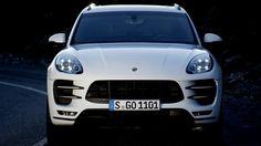 ► 2014 Porsche Macan Turbo - Exterior Design