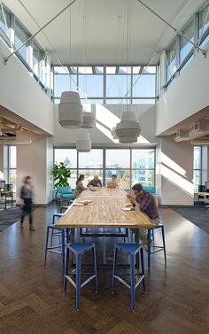 Delta pendants by Rich Brilliant Willing | Inside Zazzle's Sleek New Headquarters | Co.Design | business + design