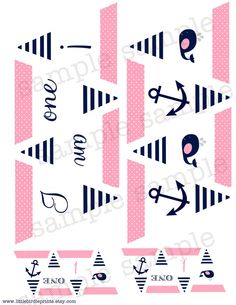 Hey, I found this really awesome Etsy listing at https://www.etsy.com/listing/189437830/nautical-whale-high-chair-bunting-girl