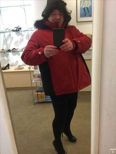 Black Tights, The North Face, Winter Fashion, Mini Skirts, Ballet, Coat, Jackets, Outfits, Style