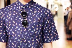 Liberty print shirts are perfect for the spring/summer season.  Shop Liberty's men's collection: http://www.liberty.co.uk/fcp/categorylist/dept/liberty-of-london_menswear
