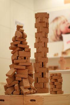 KORXX - cork building blocks