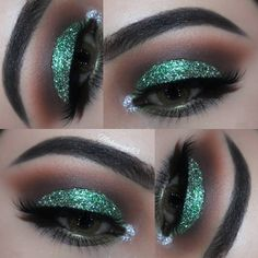 Okay how gorgeous is this emerald eye on @makeupink13 ✨ Simply breath taking in our #SirenLashes #houseoflashes #lashes #lashgamestrong #lashfocus #browfocus #motd #makeuplooks #crueltyfree