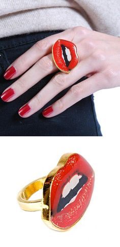 Rocky Horror Picture Show Movie Ring