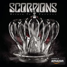 "Return to Forever The veteran German hard rock band, Scorpions release a new album titled "" Return to Forever."" the three classic faces of this band, Klaus Banda Scorpions, Scorpions Albums, Heavy Metal, Hard Rock, Mtv Unplugged, Pochette Album, Eye Of The Storm, Gypsy Life, Progressive Rock"