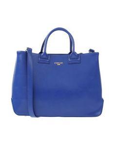 Prezzi e Sconti: #Pomikaki borsa a mano donna Blu scuro  ad Euro 55.00 in #Pomikaki #Donna borse borse a mano
