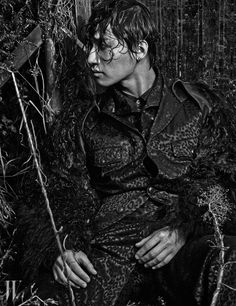 Big Bang are drenched with hotness in B-cuts for 'W Korea'   allkpop.com