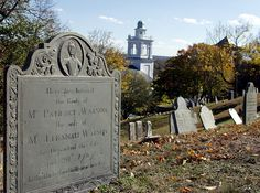 Plymouth Burial Hill