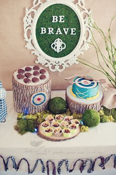 the MomTog diaries: An Enchanted Brave Birthday Party: Happy 5th Birthday Ella
