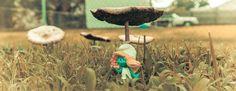 Joseph Belcher - Google+ Retro Smurfette