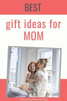 A great list of gift ideas for mom. Whether it's Mother's Day, mom's birthday or Christmas, mom will love these cool gift ideas. #mothersday #giftsforher #birthdaygifts #christmasgifts #giftsformom Special Gifts For Mom, Great Gifts For Mom, Unique Gifts For Her, Perfect Gift For Her, Cool Gifts, Best Gifts, Homemade Mothers Day Gifts, Grandma Gifts, Christmas Mom