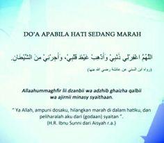 Doa apabila Hati sedang Marah Doa Islam, Islam Muslim, Allah Islam, Islam Quran, Pray Quotes, Words Quotes, Wise Words, Islamic Love Quotes, Muslim Quotes