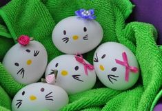 10 Whimsical Ways to Decorate Easter Eggs with a Sharpie | Parenting