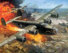 US Bombing of Ploesti 1943 - Bing Images - Campaign to destroy Hitler's Oil.