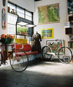 RE-PIN THIS!!! http://www.cardosystems.com/  FIXED GEAR GIRL TAIWAN TEN OF THE WORLD'S COOLEST BIKE SHOPS