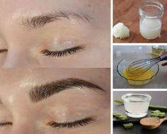 7 Tratamentos Caseiros Para Engrossar As Sobrancelhas De Maneira 100% Natural
