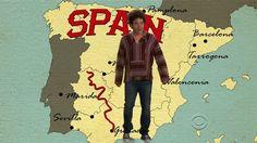 Así es España (para las series de TV estadounidenses)