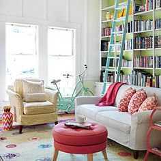 A Home Made to Entertain | Diamond in the Rough | CoastalLiving.com