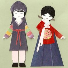 Bellz & Whistlez® Blog: art of the paper doll