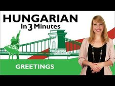 Learn Hungarian - Hungarian In Three Minutes - Hungarian Manners Hungarian Recipes, Hungarian Food, Hungarian Cuisine, Numbers 1 10, Language Acquisition, Vocabulary List, Language School, Family Roots, Budapest Hungary