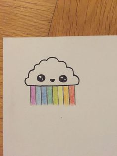 Pencil drawings - Draw the rainbow yourself # Anime pencil drawing # Pencil drawing . - Heart - Drawing Still 2020 Cute Easy Drawings, Cute Kawaii Drawings, Cool Art Drawings, Pencil Art Drawings, Art Drawings Sketches, Doodle Drawings, Disney Drawings, Cute Drawings Tumblr, Drawing Ideas