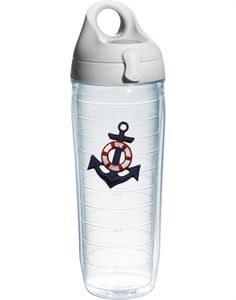 Tervis Tumbler water bottle with an anchor PERFECT!