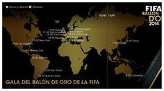 FIFA.com - El sitio oficial del Balón de Oro de la FIFA