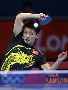 Zhang Jike of China, Men's Singles Table Tennis fourth round match against Vladimir Samsonov of Belarus,the London 2012 Olympic Games Ma Long, Tennis Photography, Rugby, Tennis Photos, Asian Games, Tennis Championships, Hockey, Commonwealth Games, Le Tennis