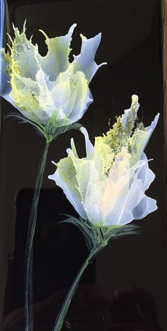 Best 12 Playing with snow cap alcohol ink on photo paper Andrea Gingras – Page 483362972506342424 – SkillOfKing. Alcohol Ink Tiles, Alcohol Ink Crafts, Alcohol Ink Painting, Homemade Alcohol, Ink In Water, Encaustic Art, Acrylic Art, Resin Art, Watercolor Flowers
