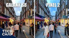 Google Pixel 2 vs Samsung Galaxy S8 - CAMERA SHOOTOUT | The Tech Chap