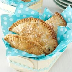 Golden Apple Bundles Recipe from Taste of Home -- shared by Lila Eller of Everett, Washington