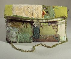 Fold over Clutch Boho Couture Gorgeous One of a by ilovetwilla, $228.00